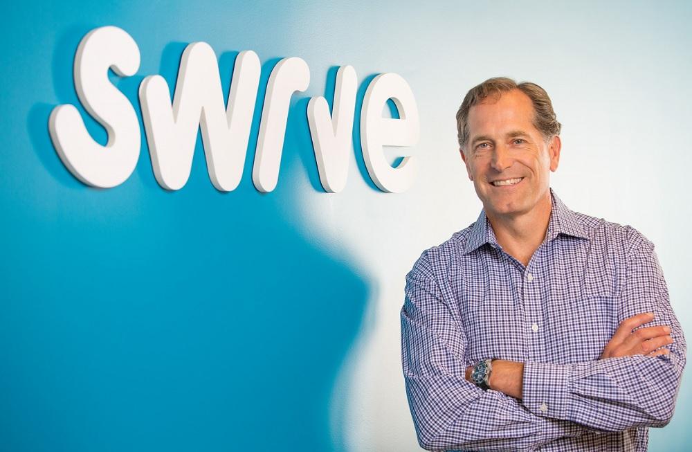 Swrve CEO Christopher Dean