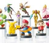 Nintendo's interactive Amiibo figures.