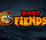 Seriously is hoping that bright colors and charming character will put Best Fiends on top.