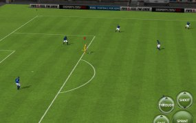 FIFA 15 Ultimate Team on mobile.