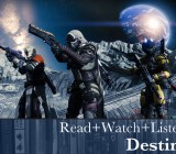 Read+Watch+Listen: Destiny
