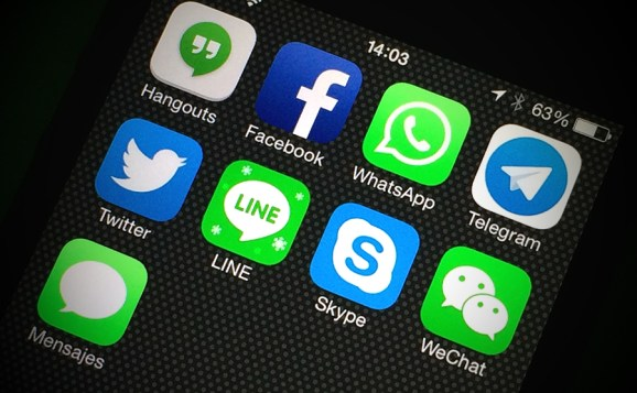 WhatsApp, Line, Skype, WeChat -- how do you want to chat?