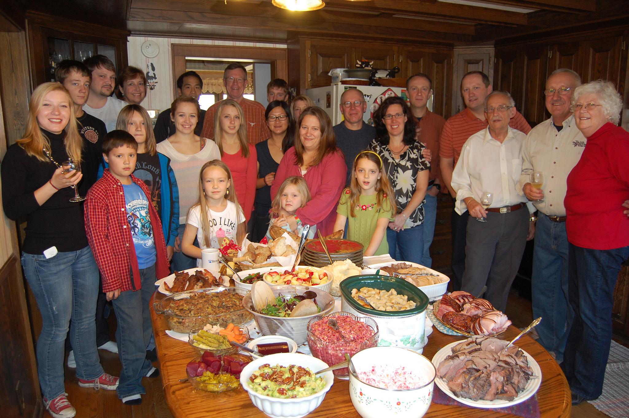 Family Thanksgiving Cedar Summit Farm Flickr