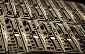 HP Blade servers gothopotam Flickr