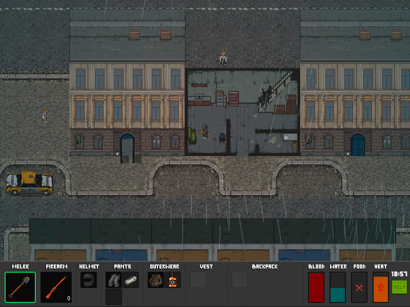 MiniDayZ: Zombies have never looked so cute.