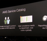 Amazon Web Sercices introduces the Service Catalog.