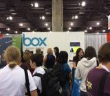 Box career fair