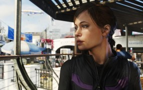 Call of Duty: Advanced Warfare's Ilona character