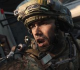 Call of Duty: Advanced Warfare main character Jack Mitchell is aghast at having to redownload the game all over again.
