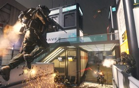 Games like Call of Duty: Advance Warfare can be good for your brain.