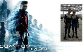 Shawn Ashmore and Dominic Monaghan are starring in Quantum Break.