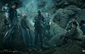 Halo: Nightfall characters