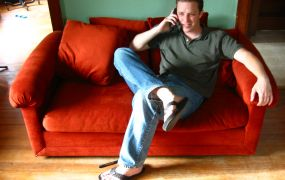Talking phone Scott Raymond Flickr