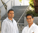 Unshackled founders Nitin Pachisia (left) and Manan Mehta (right)