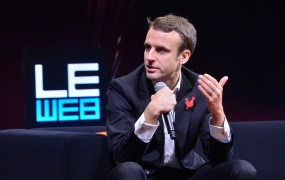 French economic minister Emmanuel Macron