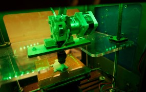 3D printer Keith Kissel Flickr