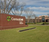 CenturyLink headquarters sign