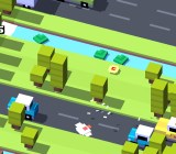 Crossy Road is a gorgeous update of Frogger.