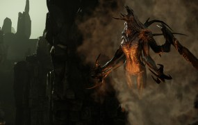 Evolve's Wraith is the assassin to the Goliath's warrior and the Kraken's wizard.