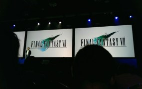 Maybe Square Enix will announce Final Fantasy VII for PS4 again.