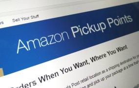 Amazon Pickups