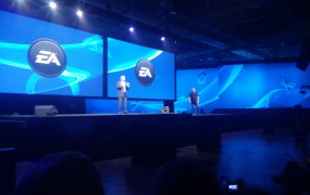 PlayStation Experience brought EA and other companies on stage to talk about their support of Sony's consoles.