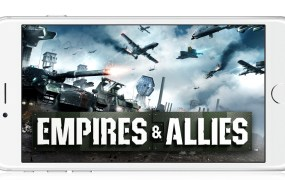 Empires & Allies mobile vesion