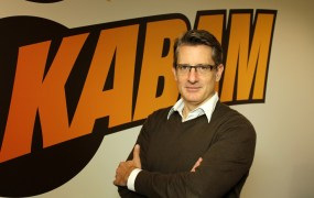 Kent Wakeford, COO of Kabam