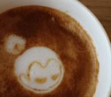 A Basho latte.