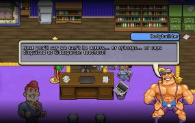 Citizens of Earth's references can be as dated as the classic role-playing games it homages.