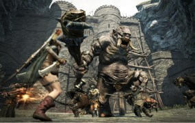 Dragon's Dogma Online will be a lot bigger than the original (pictured).