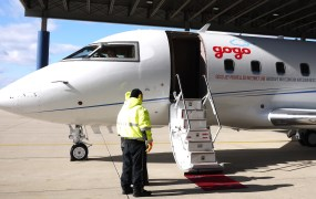 "Gogo's test plane ""may contain awesomeness"" ... and bogus SSL certificates."
