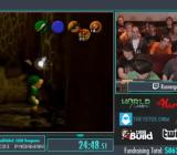 Speedrunner 'Runnerguy2489' played through some Zelda temples while blindfolded.