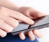finger - smartphone