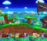 And you thought Super Smash Bros. for Wii U's 8-player mode was crowded.