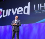 Samsung's Joe Stanziano discusses his companies progress with Ultra HD.