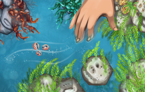Game Oven's underwater rogue like, Jelly Reef