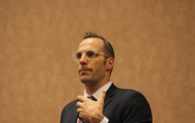 Shawn DuBravac, chief economist of the Consumer Electronics Association, has a new book called Digital Destiny.