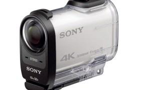 Sony X1000V 4K action cam