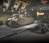 World of Tanks celebrates its first year on Xbox 360.