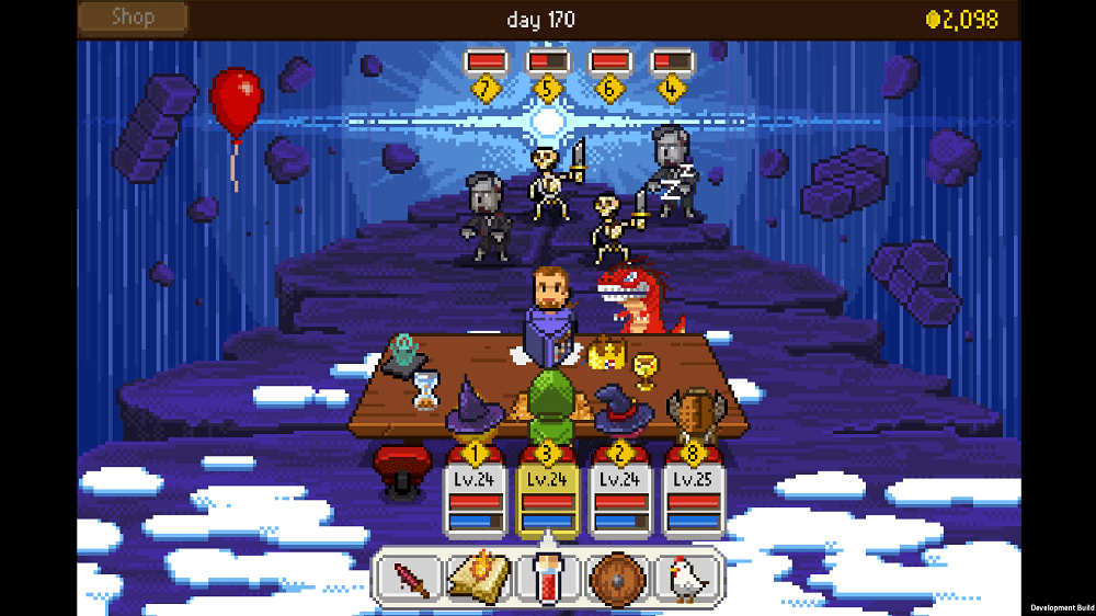 Knights of Pen and Paper +1 is the rare mobile game that's made the successful transition to PC.