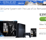 PS4 500GB Game System with The Last of Us  Remastered   Groupon