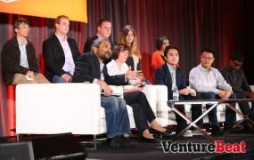 Pivotal data scientists speak at VentureBeat's 2013 DataBeat/Data Science Summit event .