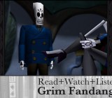 Read+Watch+Listen: Grim Fandango