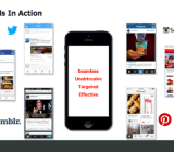 Social Mobile native ads