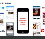 Social Mobile native ads