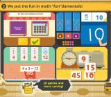 Todo Math features over 300 days of math activities for young learners.