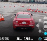 An Android app that won a recent Toyota hackathon. The goal was to get the app to control a drone that would autonomously follow a sports car around a track.