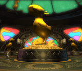 Gold Saucer, a new zone in MMO Final Fantasy XIV: A Realm Reborn