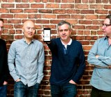 N3twork co-founders Steve Detwiler, Alan Yu, Neil Young, and Bob Stevenson.